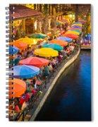 The Riverwalk Spiral Notebook