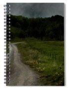 The Road Home Spiral Notebook