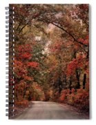 The Road To Home Spiral Notebook