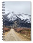 The Road To Soldier Creek Spiral Notebook