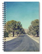 The Roads We Travel Spiral Notebook
