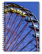 The Roaring Silence Spiral Notebook