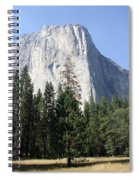 The Rock Chief Spiral Notebook