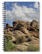 The Rock Garden Spiral Notebook