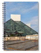 The Rock Hall Spiral Notebook