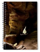 The Rock House Spiral Notebook