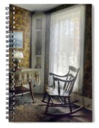 The Rocking Chair Spiral Notebook