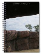 The Rocky Angle Spiral Notebook