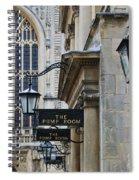 The Roman Baths 8472 Spiral Notebook