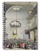 The Roman Catholic Chapel, Lincolns Inn Spiral Notebook