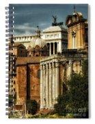 The Roman Forum 2 Spiral Notebook