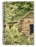 The Root Cellar Spiral Notebook