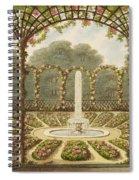 The Rosary At Ashridge Spiral Notebook