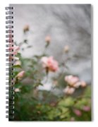 The Rose Garden Spiral Notebook