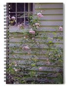 The Rose Shed Spiral Notebook