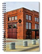 The Roundhouse Evanston Wyoming - 1 Spiral Notebook