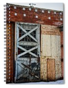 The Roundhouse Evanston Wyoming - 2 Spiral Notebook