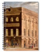 The Royal Couborg Theatre, 1826 Spiral Notebook