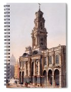 The Royal Exchange, 1816 Spiral Notebook