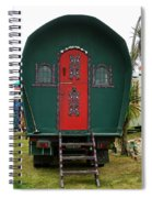 The Royal Residence  Spiral Notebook