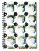 The Rubber Doormat  Spiral Notebook