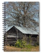 The Rural Life II Spiral Notebook