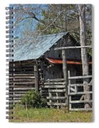 The Rural Life IIi Spiral Notebook