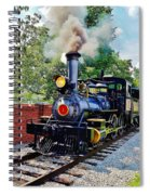 The Rxr At Greefield Village Spiral Notebook