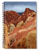Valley Of Fire Nevada 1 Spiral Notebook