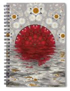 The Sacred Sun Will Always Shine Again Spiral Notebook