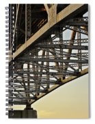 The Sagamore Bridge Spiral Notebook