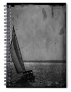 The Sailboat Spiral Notebook
