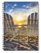 The Salt Life Spiral Notebook