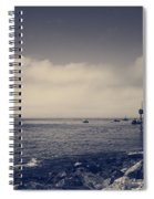 The Salty Air Spiral Notebook