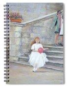 The San Gimignano Wedding Party Spiral Notebook