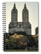 The San Remo Spiral Notebook