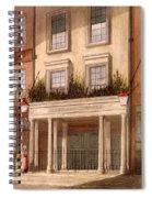 The Sans Pareil Theatre, 1826 Spiral Notebook
