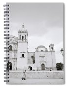 The Santo Domingo Spiral Notebook