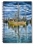 The Savory Hdr Spiral Notebook
