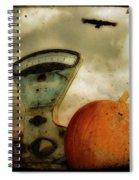 Gothic Spice Spiral Notebook