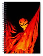 The Scarecrow Spiral Notebook