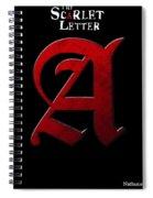 The Scarlet Letter Spiral Notebook