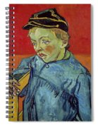 The Schoolboy Spiral Notebook