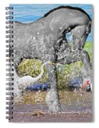 The Sea Horse Spiral Notebook