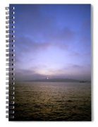 Sea Of Marmara Dream Spiral Notebook