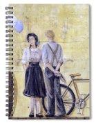 The Sea Shore Spiral Notebook