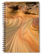 Written In Stone Spiral Notebook