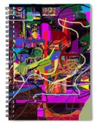 The Secret Of The Tzimzum 2 Heh Emunah Bc2 Spiral Notebook