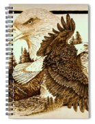 The Sentinel Spiral Notebook