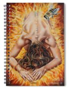 The Seven Spirits Series - The Spirit Of The Fear Of The Lord Spiral Notebook